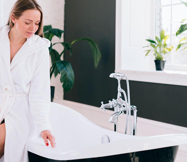 Hoteles con bañera de hidromasaje en la habitación